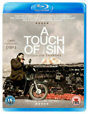 A Touch of Sin Blu-ray (2014) Wu Jiang cert 15 Expertly Refurbished Product