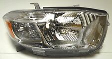Toyota Highlander  2008-2010 SUV Right Front head lamp lights for USA models