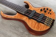 Ibanez BTB1905 Premium 5-String Electric Bass Guitar, Florid Natural Low Gloss