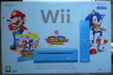 NINTENDO CONSOLE WII EDIZIONE PACK MARIO & SONIC AT THE LONDON 2012 OLYMPIC