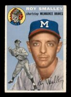 1954 Topps Set Break # 231 Roy Smalley VG-EX *OBGcards*