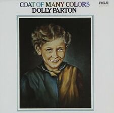 DOLLY PARTON : COAT OF MANY COLORS (CD) sealed