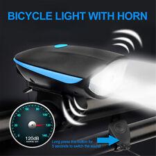 LED Fahrradbeleuchtung Fahrrad Licht Fahrad Scheinwerfer Fahrradlampe Neu
