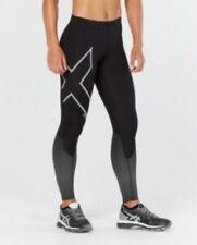 2XU - Women's Reflect Compression Tights (WA4612-BLK/SRF) Size: L - 50% Off