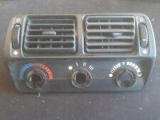 Ford escort mk4  heater control panel E64 #8