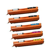 5 toner Non-Oem XXL for cf-350a cf-353a 130a color LaserJet Pro MFP m 177 FW