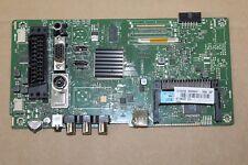 MAIN BOARD 17MB82S FOR TOSHIBA 32W1633DB LCD TV FAULTY DAMAGED HDMI USB PORTS