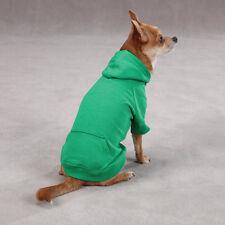 Casual Canine Basic Hoodie Xxl Grn ZA6015-30-43 Pet Clothing NEW