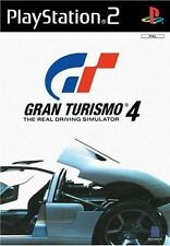 Gran Turismo 4 Sony PlayStation 2 Ps2 PAL
