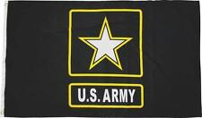 3x5 Army Gold Star Strong 3'x5' House Banner grommets Super Polyester