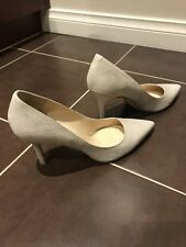 Nine West Off White Shoes - Size 8
