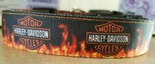 Harley Davidson Dog Collar