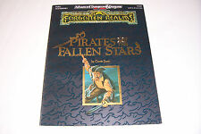 Pirates of the Fallen Stars (FOR3) - Forgotten Realms - AD&D 2nd Edition - VG