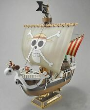 BANDAI ONE PIECE MODEL KIT MG MASTER GRADE PIRATE SHIP GOING MERRY NEW
