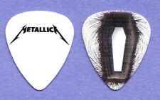 Metallica Death Magnetic Promo White Guitar Pick