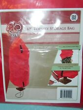 Topiary Storage Bag Cover, Santa's Bag