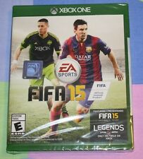 FIFA 15  Microsoft Xbox One  BRAND NEW SEALED in the retail case