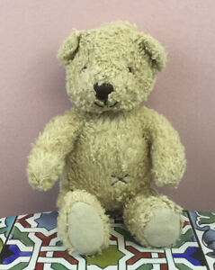 """Marks & Spencer Spencer Bear 8"""" Soft Cuddly Toy Plush Approx 8ins"""
