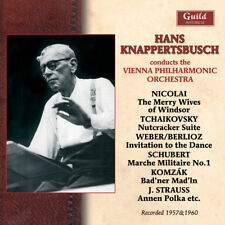 Hans Knappertsbusch Conducts The Vien 0795754238624 by Vienna Philharmonic CD
