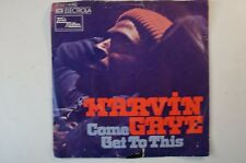 Marvin Gay - Come get to this EMI 1C006 - 94896 B4550