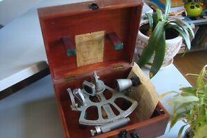 Germany FREIBERGER Marine Sextant made in GDR