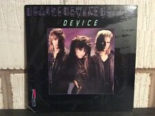 Device Self Titled LP Album Vinyl Record BFV41526 Rock 80's Holly Knight