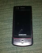 Samsung Ultra Touch - S8300 - Red - Parts Only