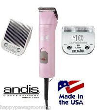 ANDIS UltraEdge HeavyDuty Clipper 3/4HT&10 Blade AG A5 PET DOG HORSE Grooming