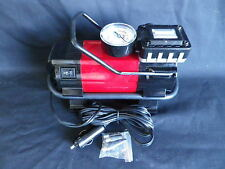 TYRE INFLATOR  12 VOLT AIR COMPRESSOR LARGE CAPACITY WITH LED LIGHT