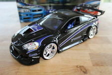 Acura RSX Honda Integra 2002 1:18 Muscle Machines Fast and Furious OVP