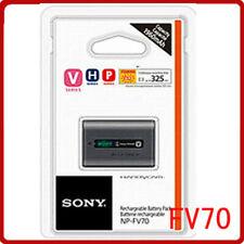NP-FV70 Battery for SONY Camcorder Handycam FV70 XR550E SR68E SX43E SX63E SX83E