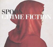 SPOON - GIMME FICTION NEW CD