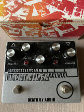 Death By Audio Interstellar Overdriver Deluxe OG Guitar pedal effects distortion