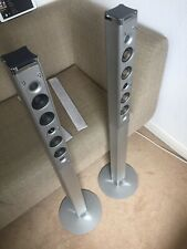 Sony SS-TS551 Surround Sound Tower Speakers Real metal Bodies. 1 Pair