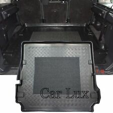 Alfombra Protector Cubre maletero LAND ROVER DISCOVERY III 7 plazas Tapis coffre