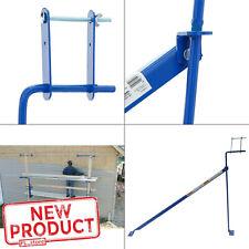 Steel Pump Jack Foldable Brace Jack Swivel Scaffold Bracing Folding Tool Safety
