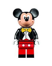 Lego Disney Mickey Mouse Tuxedo Jacket dis019 (71040) Minifigure Figurine New