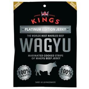 King's Wagyu Beef Jerky (16x25g)