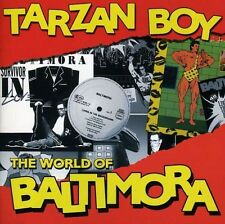 Baltimora/Tarzan Boy-The World of Baltimora * NEW CD * NUOVO *