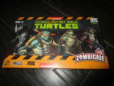 Zombicide Teenage Mutant Ninja Turtles TMNT SDCC Promo Exclusive #2 Pack Set