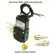 MAC Valves USA 4 port Boost Solenoid  BCS    46A-AA1-JDBA -1BA