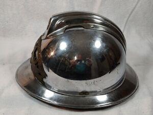 Sapeurs Pompiers Feuerwehr-Helm Frankreich Firefighter Vintage