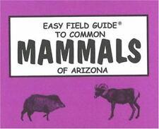Mammals Of Arizona - New Paperback Book