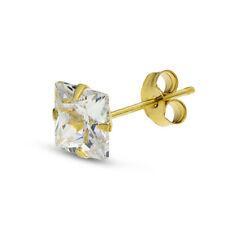 Yellow Gold Fine Earrings