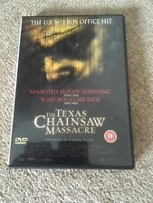 The Texas Chainsaw Massacre (DVD, 2004) 2 DVD Edition Region 2 Jessica Biel