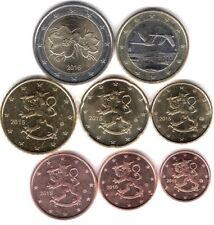 Finland UNC set 2002 1 cent t/m 2 euro - coffret kms Finlande Suomi