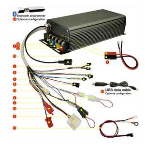 EU stock Powerful 48-72V 3000-5000W Sabvoton 100A eBike Controller