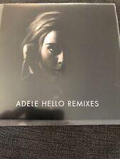 "Adele ""Hello Rare 11 Remix Brand New Cd Promo"