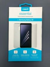 Genuine CaseIt Clear Gel Cover for Samsung Galaxy A8 + PET Film Screen Protector