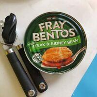 L@@K Fray Bentos   10 PACK   VEGAN Steak & Kidney BEAN 425g Prepper Long Life !!